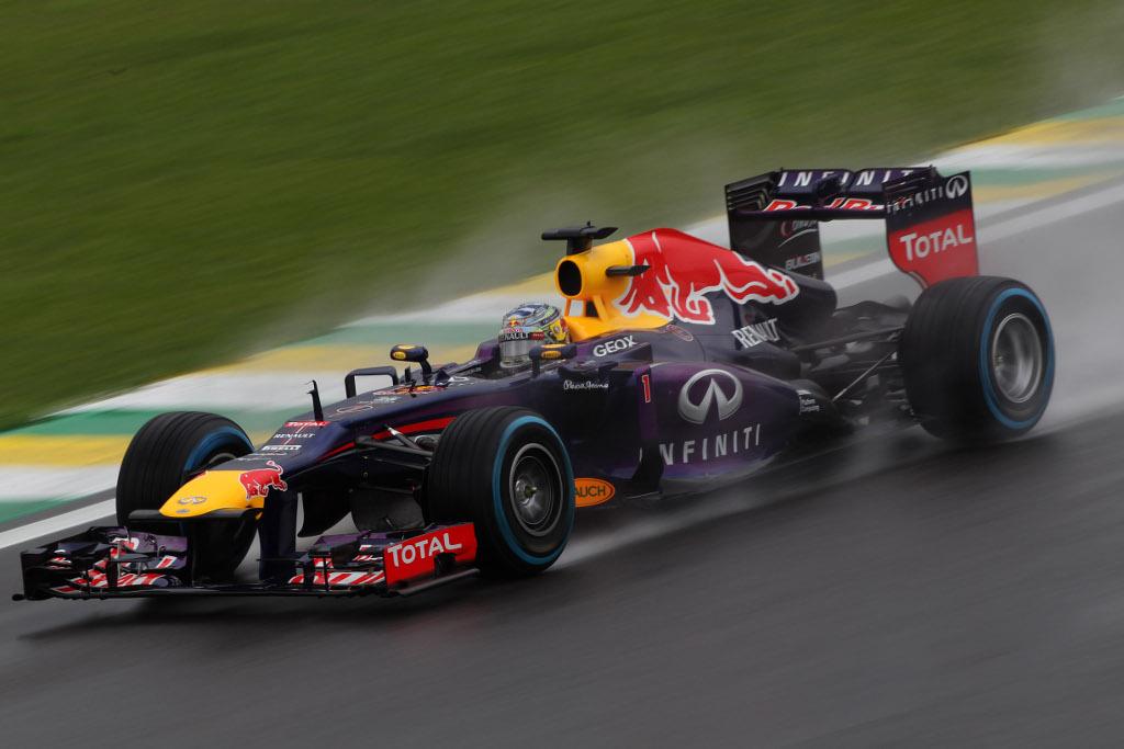 Gp del Brasile 2013: Superpole per Sebastian Vettel