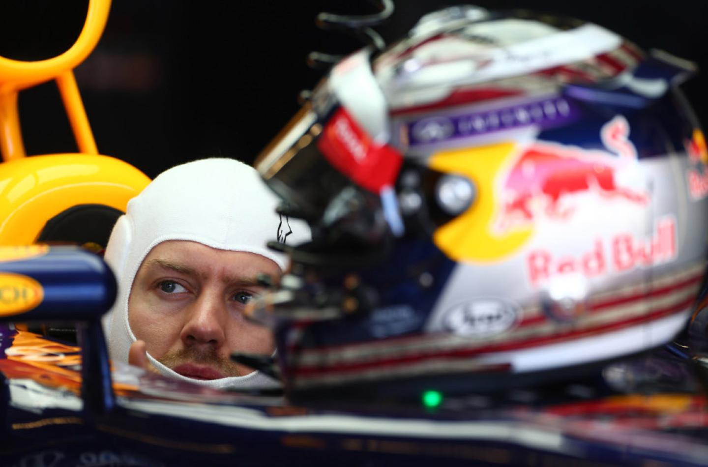 Libere 2 ad Austin, miglior tempo per Vettel
