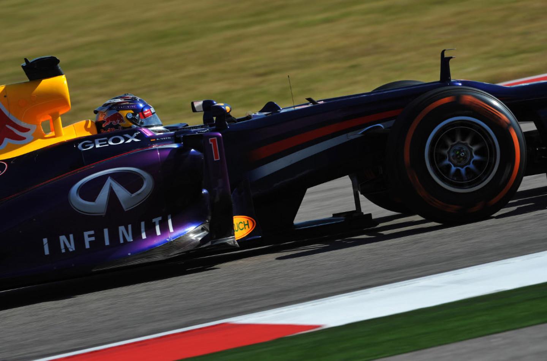 Gp degli Stati Uniti: vince ancora Vettel, davanti a Grosjean e Webber