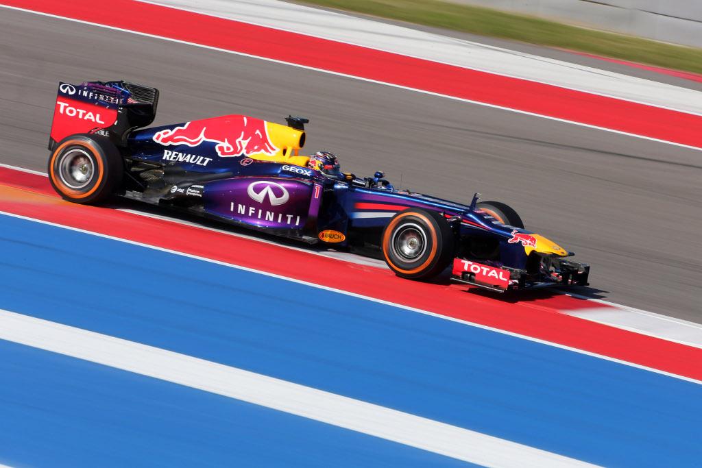 Qualifiche GP degli Stati Uniti 2013: Vettel in pole