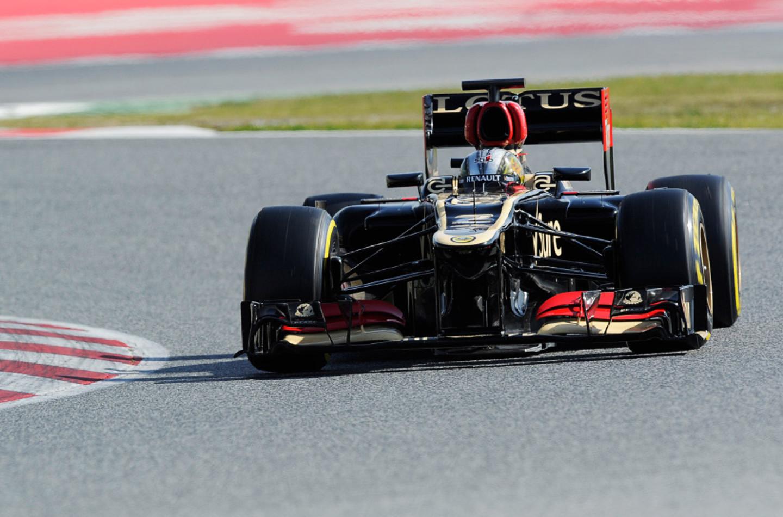La Lotus, Heikki e il non rispetto per Davide Valsecchi