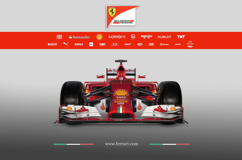 Ecco la nuova Ferrari F14T