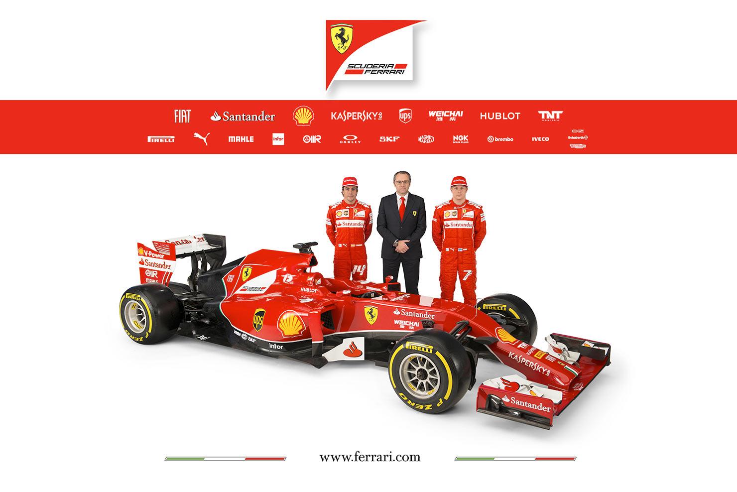 Raikkonen e Alonso alla ricerca della