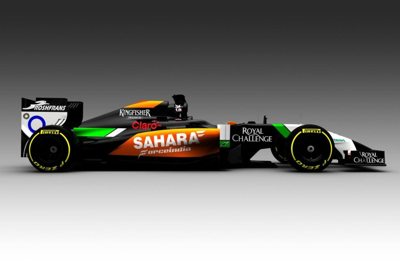 La nuova Force India VJM07 in anteprima su Twitter