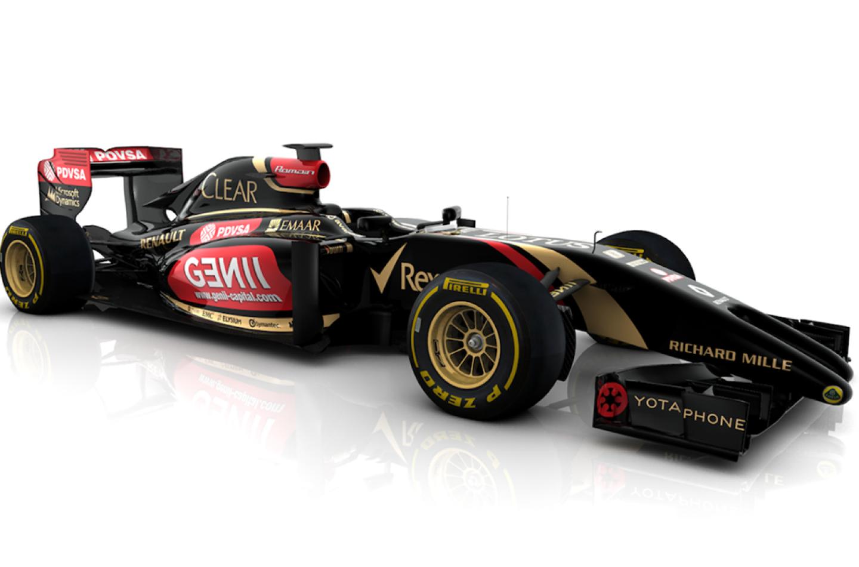 La Lotus farà girare la E22 a Jerez questa settimana
