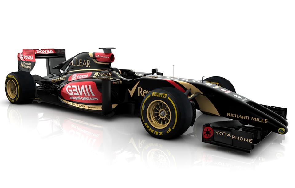 Lotus E22 svelata dalla Lotus