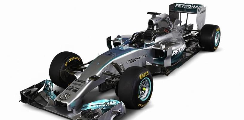 La nuova Mercedes W06 verrà presentata a Jerez il 1° febbraio