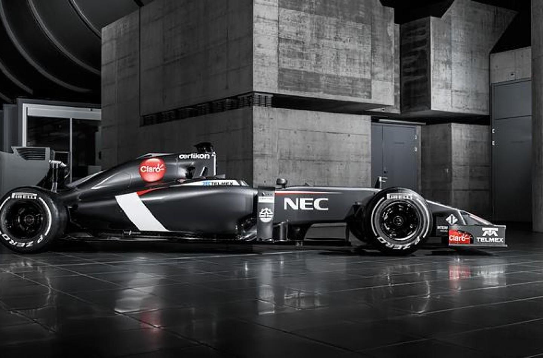 La nuova Sauber C34 verrà presentata il 30 gennaio