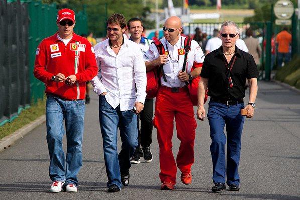 Scomparso David Robertson, ex-manager di Button e Raikkonen