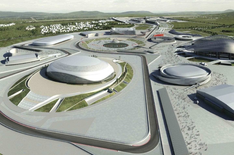 La costruzione dell'autodromo di Sochi è al 91%