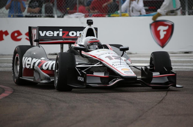 Indycar, St. Petersburg, Power vince la prima stagionale