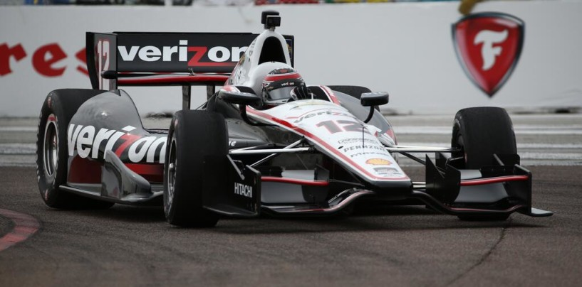 Indycar, St. Petersburg, Power vince la prima stagionale