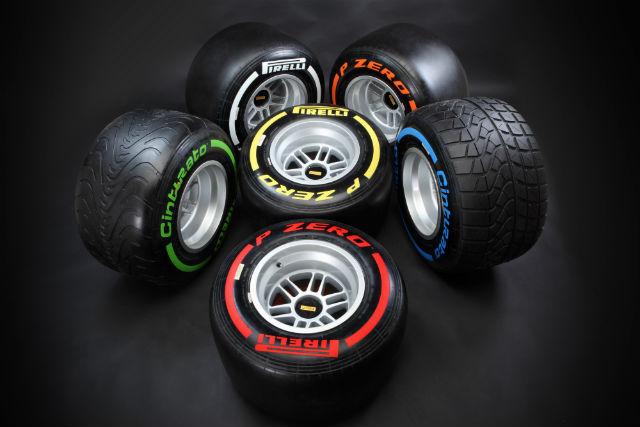Pirelli annuncia le mescole per le prime quattro gare del 2014