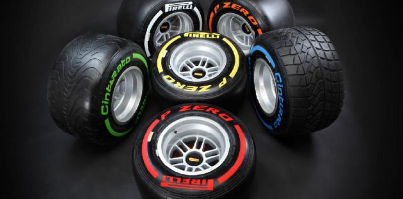 Pirelli: previste due soste nel GP della Cina