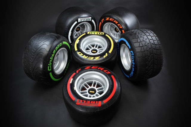 Pirelli annuncia le mescole per i prossimi Gran Premi
