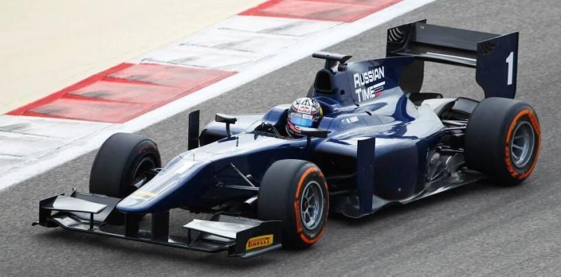 GP2, Bahrain, Evans il più veloce nelle libere