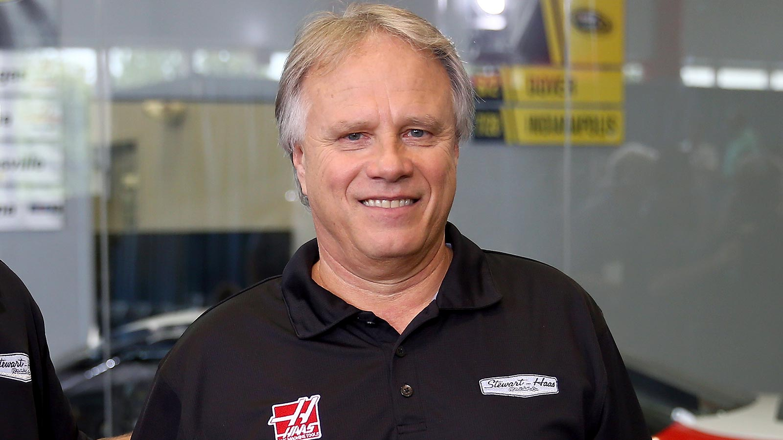 F1 | Gene Haas: