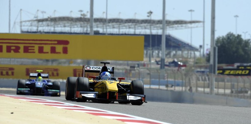 GP2 Sakhir: la seconda è di Palmer