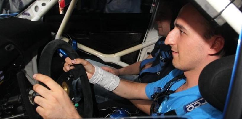WRC | Robert Kubica: nel 2016 vorrei fare qualcosa di diverso