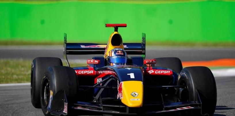 Formula Renault 3.5, Monza, ancora Sainz: è sua la pole