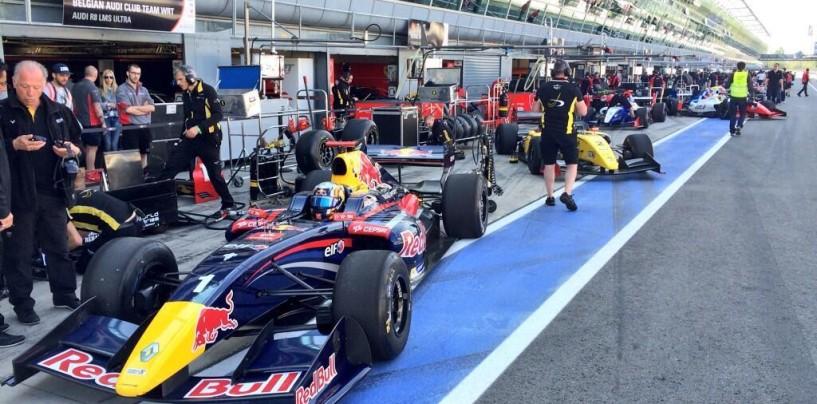 Formula Renault 3.5, Monza, Sainz domina le libere