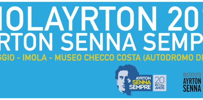 Imolayrton 2014 - Ayrton Senna Sempre