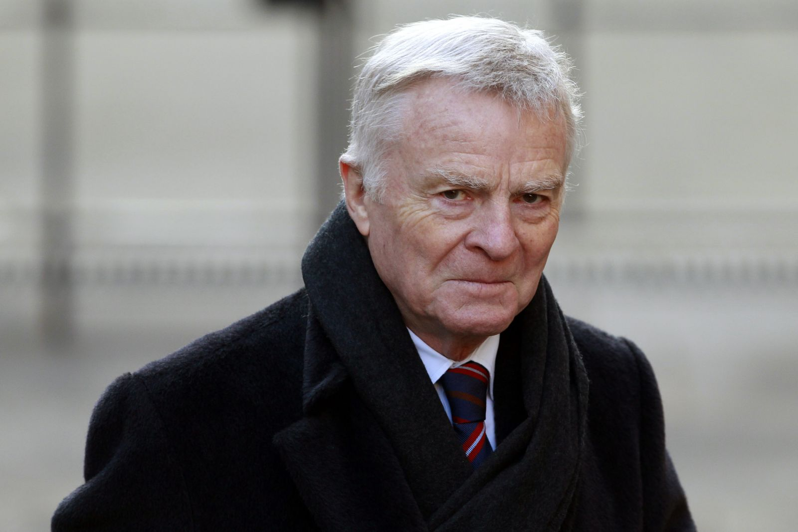 Max Mosley: