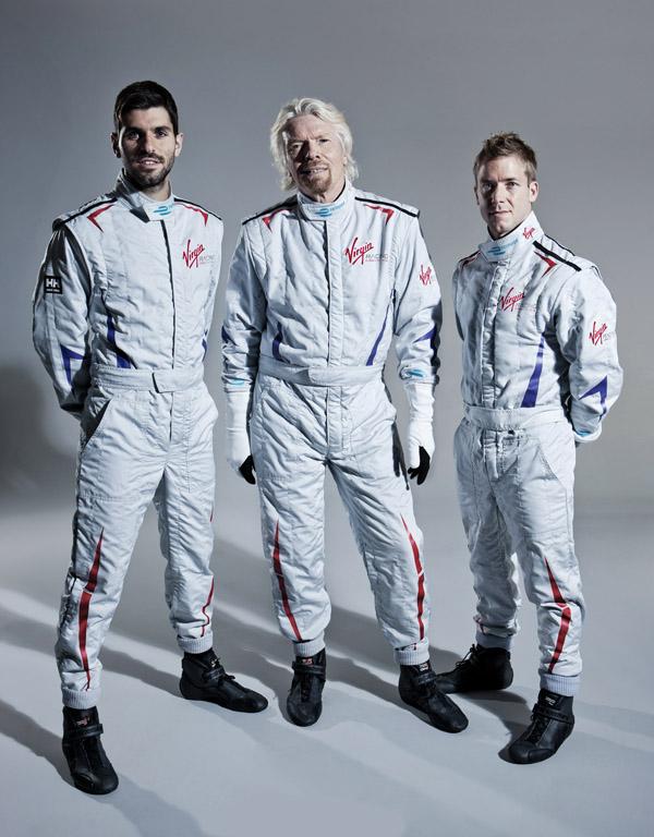 Formula E: Virgin Racing annuncia la sua coppia di piloti