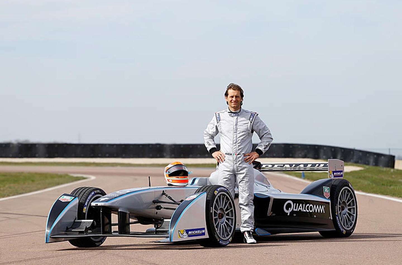 Jarno Trulli correrà in Formula E con il proprio team