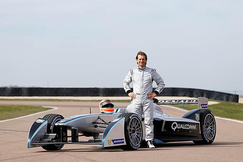 Formula E: domani i primi test a Donington