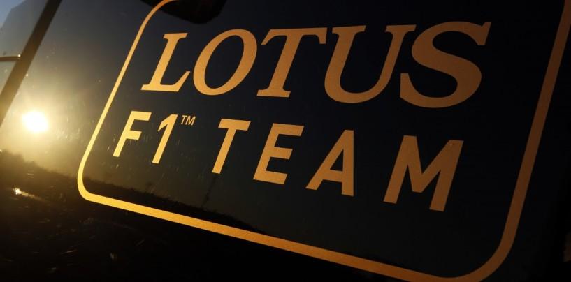 Lotus: cambio di nome per il team?