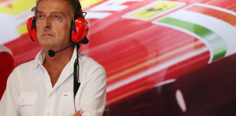 """Montezemolo: """"Giusta la scelta di Vettel per la Ferrari"""""""