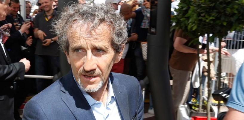 """Alain Prost: """"Si è persa l'emozione di vedere una gara di F1"""""""