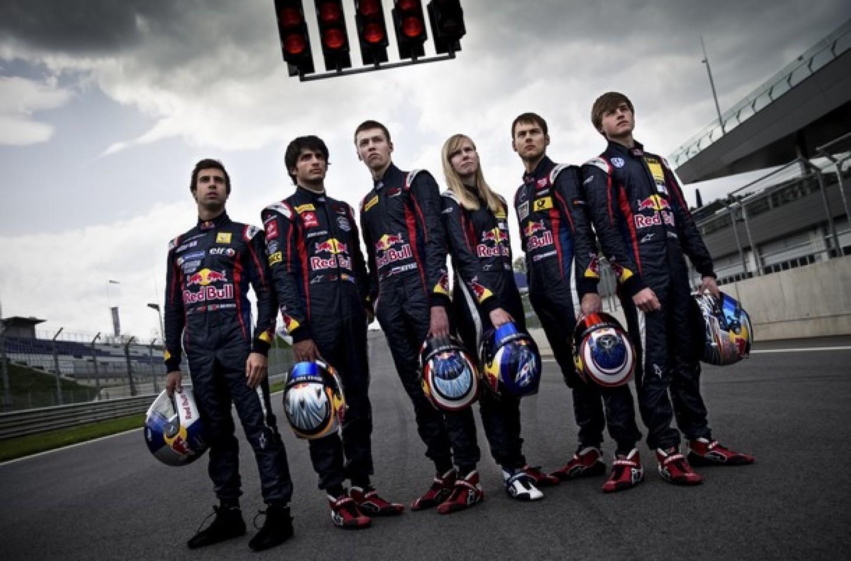 Daniel Ricciardo, la Red Bull e il Red Bull Junior Team