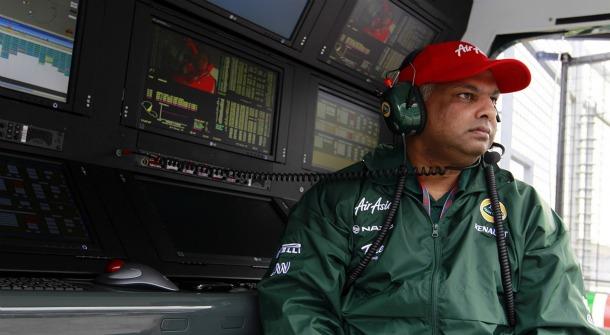 La Caterham non lascia la F1