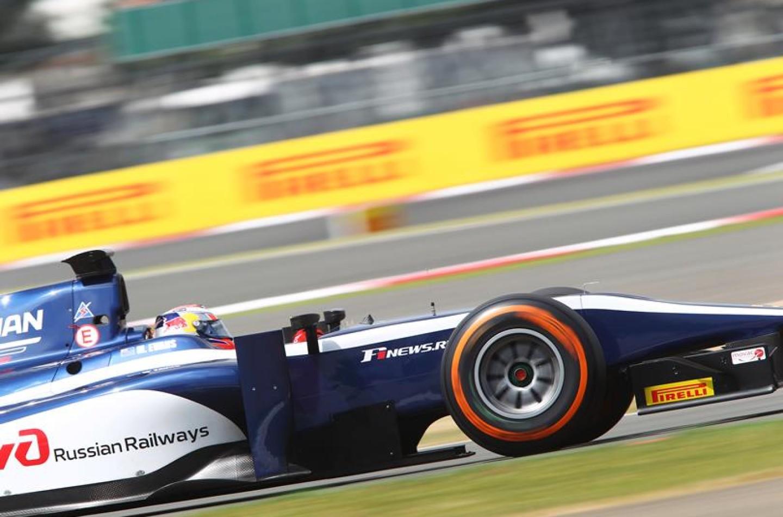 GP2 Silverstone: prima vittoria per Evans, sfortunato Marciello