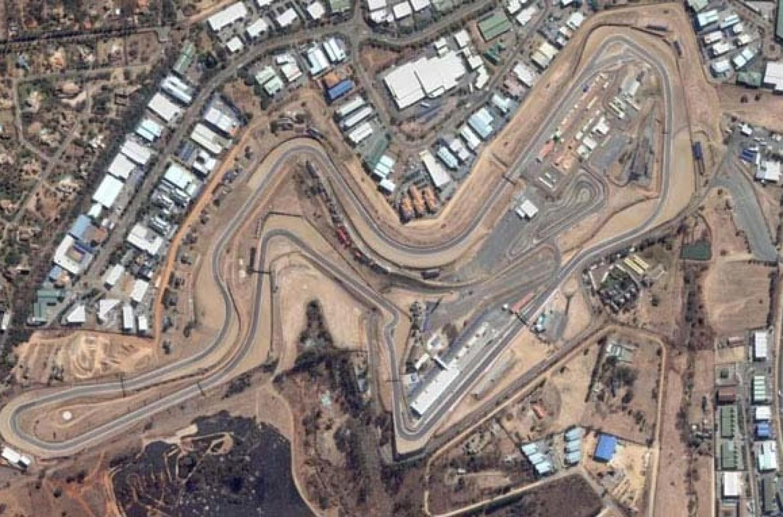 Porsche ha acquistato il circuito di Kyalami, Sudafrica