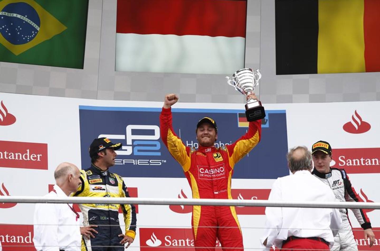 GP2 Hockenheim: la strategia premia Stefano Coletti