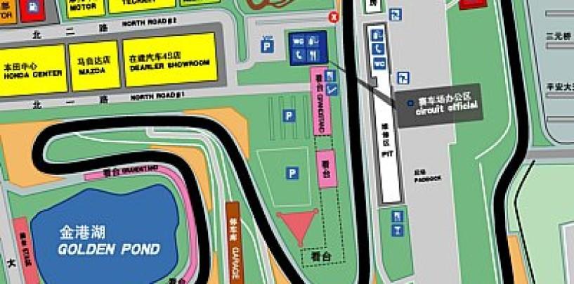 WTCC: ufficializzata Pechino al posto di Sonoma