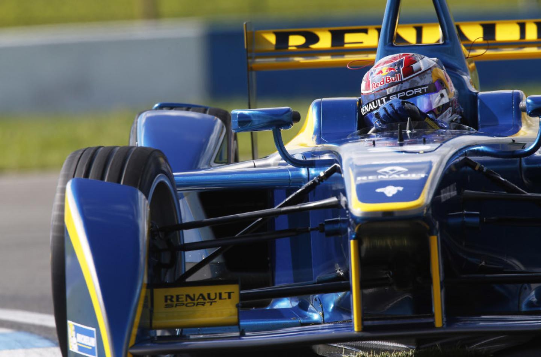 Formula E: di nuovo Buemi in testa a Donington