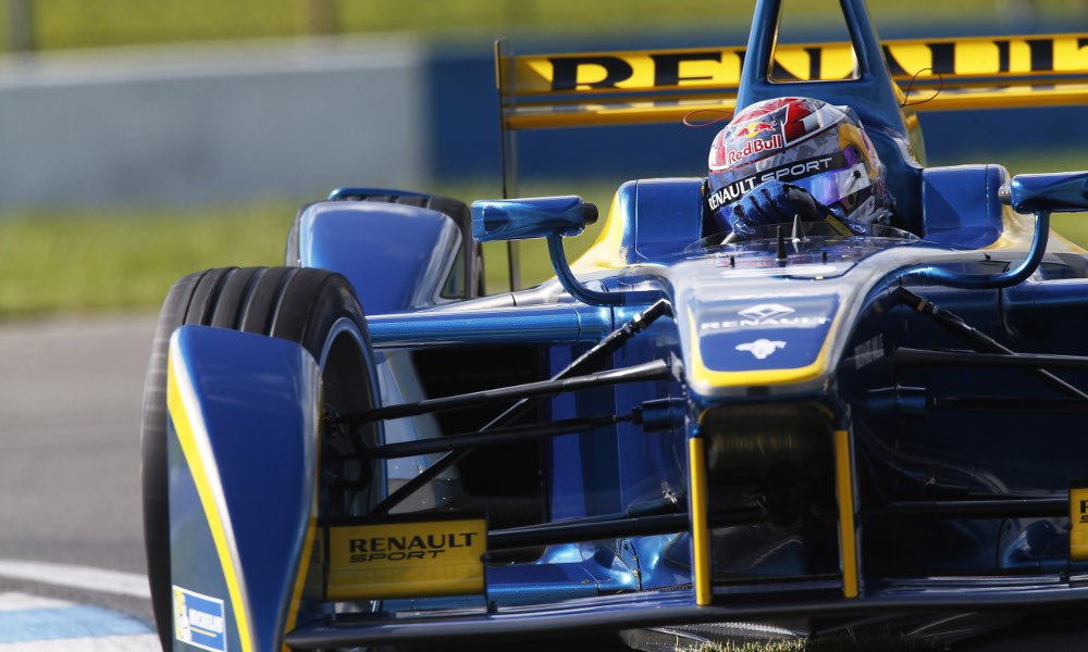 Formula E, Buenos Aires: Buemi in pole