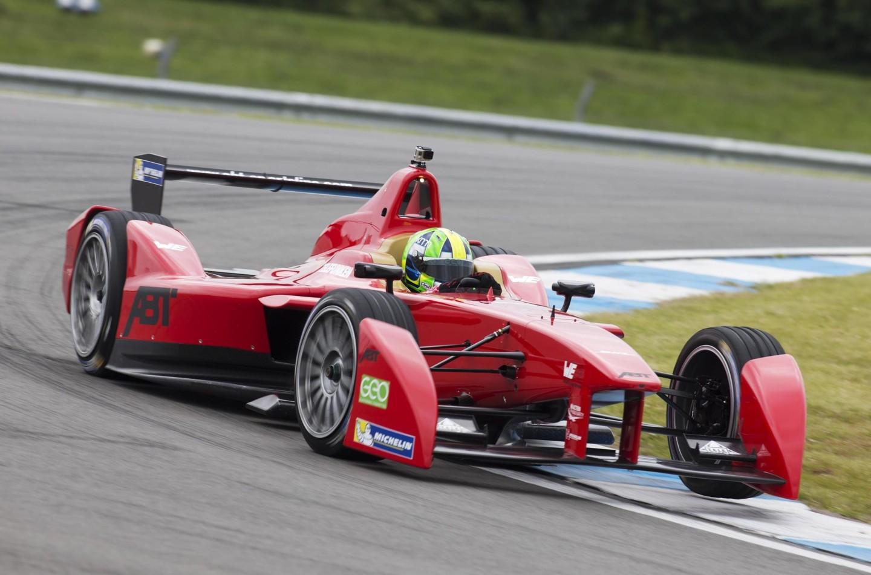 Formula E: di Grassi brilla a Donington