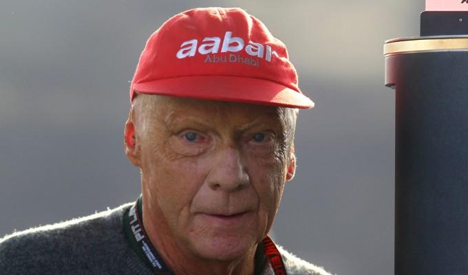 Niki Lauda: la cancellazione del GP di Germania è un fatto triste