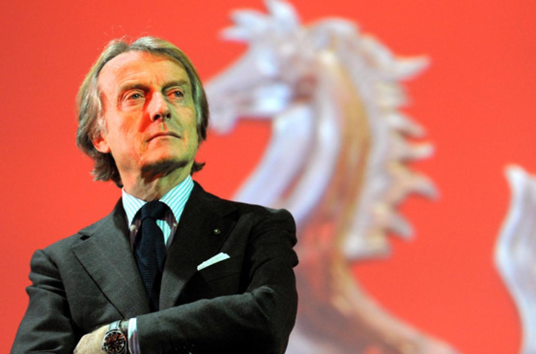 Montezemolo a tutto tondo sulla Ferrari e Fiat. E su Alonso...