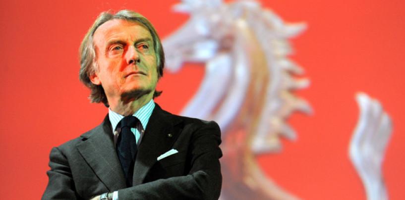 Montezemolo alla guida del comitato per le Olimpiadi 2024 a Roma