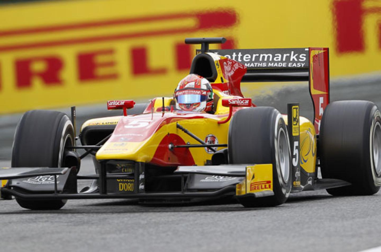 GP2 Silverstone: prima pole per Raffaele Marciello