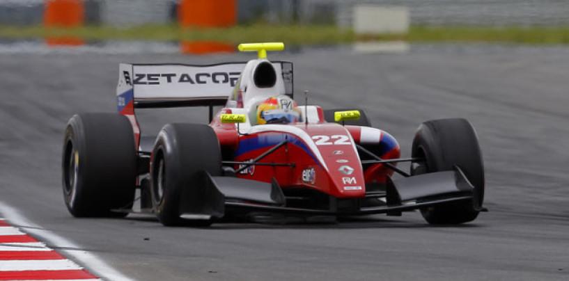 Formula Renault 3.5 Nürburgring: vince Merhi, fuori Rowland e Sainz Jr.