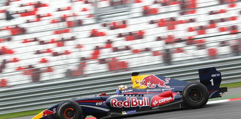 Formula Renault 3.5 Nürburgring: Sainz torna al successo in gara-1
