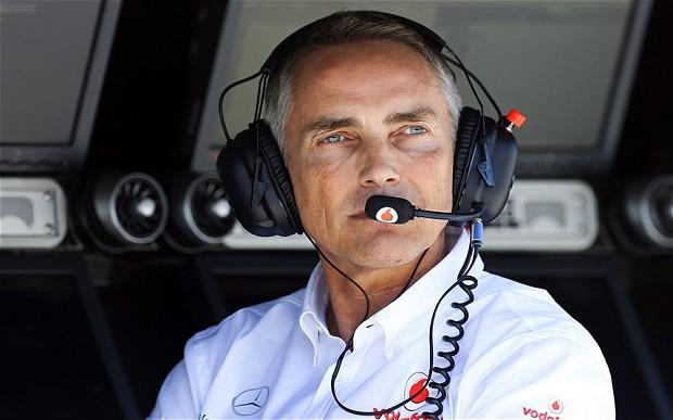 Martin Whitmarsh lascia la McLaren