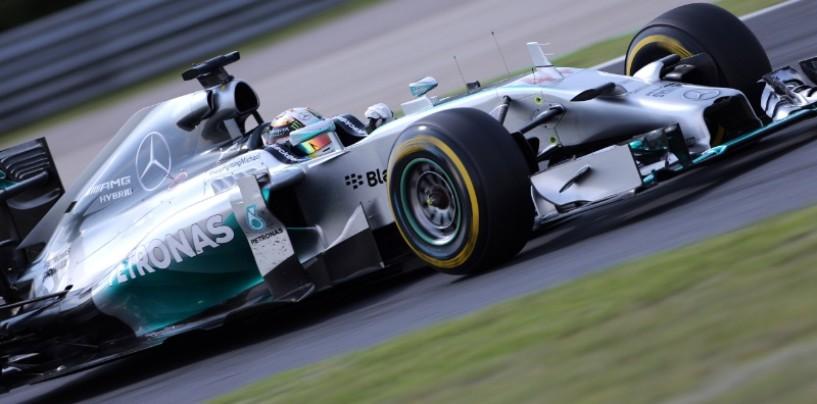 Pagelle del Gran Premio d'Italia 2014